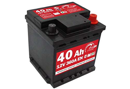 BATTERIA AUTO SPEED - 40AH 360A 12V +DX