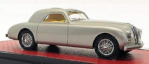 Delahaye 135 Pininfarina Coupe, silber, RHD, 1947, Modellauto, Fertigmodell, Matrix 1 43