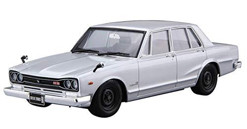 1/24 ザ・モデルカー No.45 ニッサン PGC10 スカイライン2000GT-R '70