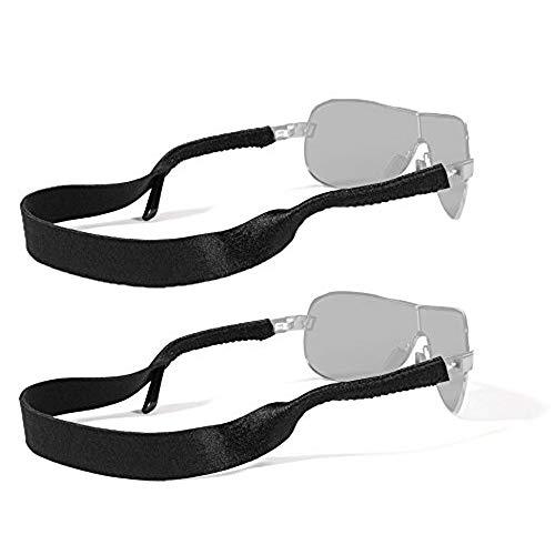 AlleTechPlus Brillenhalter, schwimmende Neopren-Halterung für Sonnenbrille und Brillen - - Regulär