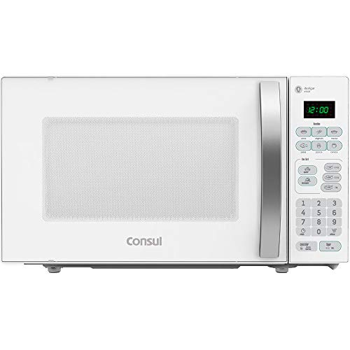 Micro-ondas Consul 20 Litros Branco com Função Descongelar - 110V