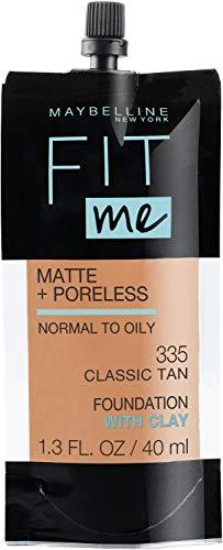Maybelline Fit Me Matte Liquid Foundation