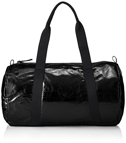 PIECES Damen Pcjoni Weekend Bag Henkeltasche, Schwarz (Black), 13x26x34 cm