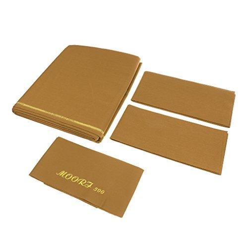 MagiDeal Billardtuch für 9ft Tisch Billardtisch Tuch (278 x 155 cm) - Geschwindigkeit & Stabilität der Billardkugel gewährleisten, Top-Qualität - Kamelfarbe