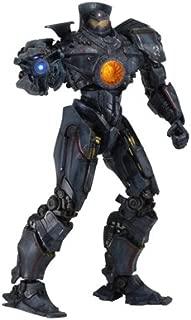 Pacific Rim – 18″ Action Figure – Battle-damaged Gipsy Danger w/ Light up Plasma Cannon Arm