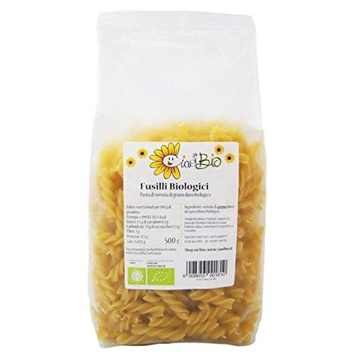 FUSILLI BIOLOGICI 500g (CiaoBio)