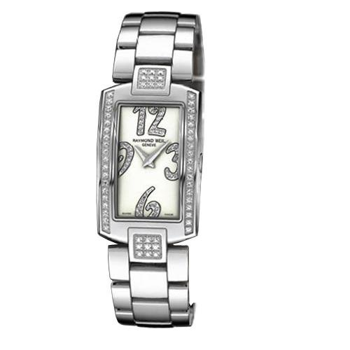 Raymond Weil (レイモンド ヴェイル) 1500-ST1-05383 ウィメンズ 腕時計 [並行輸入品]