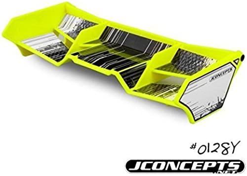 1 8 Finnisher Wing w Gurney Option, Yel BX,Truck by J Concepts