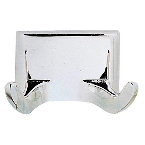Design House 533059 Millbridge Bath Accessories, Robe Hook, Polished Chrome
