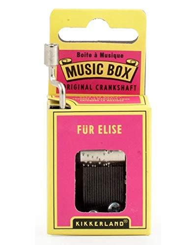 Kikkerland–Feliz cumpleaños–Manivela Caja de música