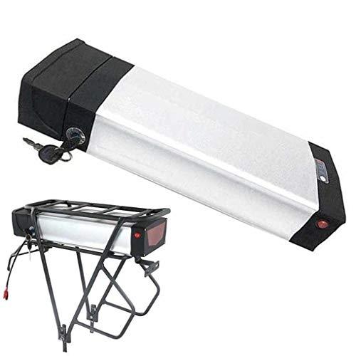 MTX-Racks E-Bici de la batería con V-Brake y la lámpara Posterior de...