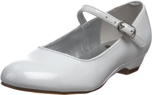 Nina NINA Lil-Seeley Mary Jane (Toddler/Little Kid),White Patent,10.5 M US Little Kid
