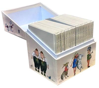 The Complete Alice Adventure In Wonderland - 22 Books Collection Box Set By Lewis Carroll and Helen Oxenbury (Alice In Wonderland)