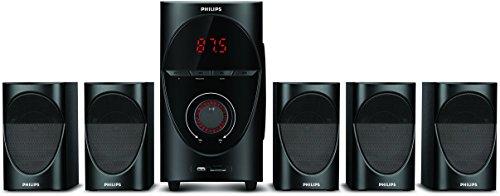 Philips SPA7000B 5.1 Channel Multimedia Speaker System