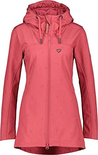ALIFE and Kickin CharlotteAK D Softshell Jacket Damen Softshelljacke