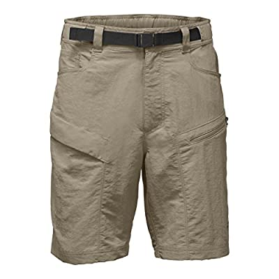 The North Face Men's Paramount Trail Shorts - Dune Beige - Large - Long