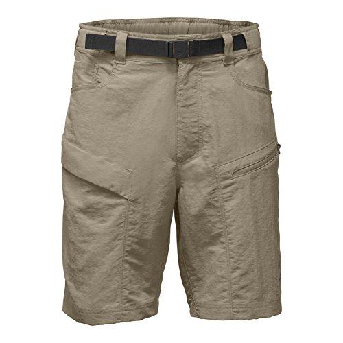 THE NORTH FACE Paramount Trail Shorts Men Größe L Dune beige