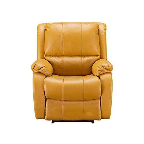 Divano pigro Pigro divano letto singolo-persona divano elettrico moderno minimalista Cuoio Funzione autonomo Soggiorno piccole dimensioni Chair mwsoz (Colore: B1) .Divano letto pigro. ( Color : B1 )