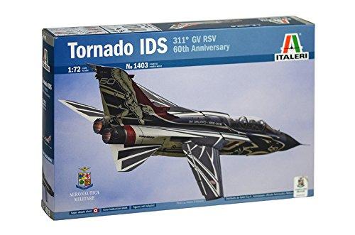 Italeri 1403 - Tornado Ids 311° Gv Rsv 60° Anniversary Model Kit Scala 1:72