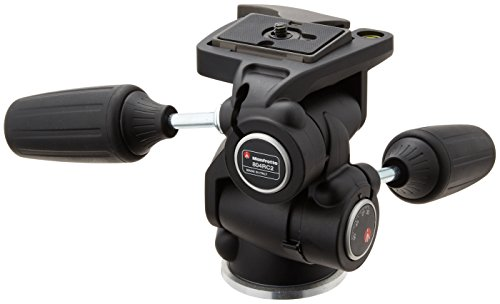 Manfrotto MA 804RC2 Basic 3-Wege-Neiger mit Schnellwechselplatte 200PL