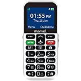 Easy to get help &save precious time in an emergency. Dedicated SOS button which automatically triggers a siren, sends SMS and calls 5 emergency contacts â?? just by pressing a single button Easy to dial - 8 Photo speed dial contacts in addition to n...