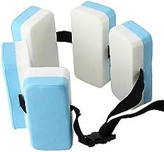 Dilwe Swim Belt, EVA Auxiliary Floatation Buoyancy Foam Aids Swim Waist Belt for Kids Adult Swimming Training