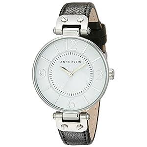 Anne Klein 10-9169WTBK Mujeres Relojes