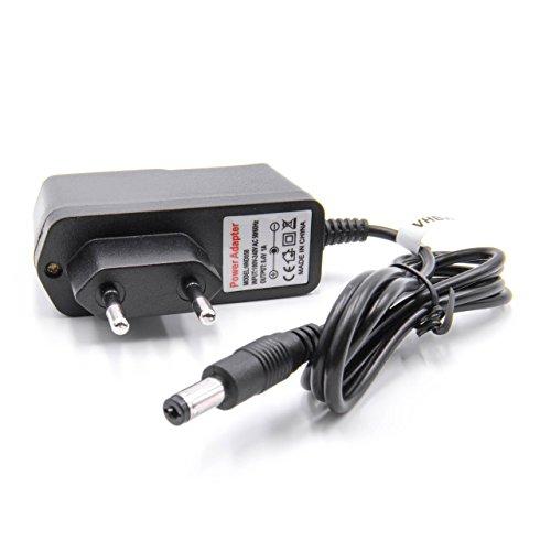 vhbw 220V Ladegerät Ladekabel passend für Akkus von Fahrradlicht z.B. Cree SSC-P7, XMLT6 LED