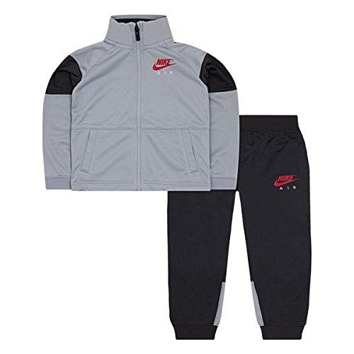 Nike 627s-174 trainingspak, bebé-niños, baby - jongens, 627S-174_XXS_Negro