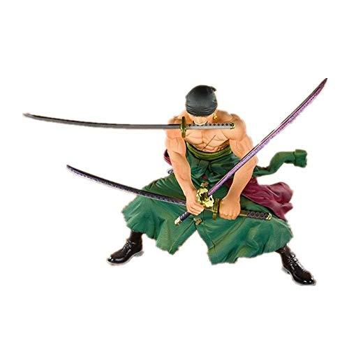 lkw-love Figura One Piece Figura Roronoa Zoro Figura Figura Anime Figura Figura de acción 20