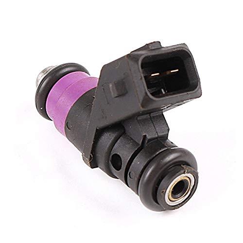 2 piezas inyector de combustible OEM H132259 8200132259 apto para Megane 1.6 16 v