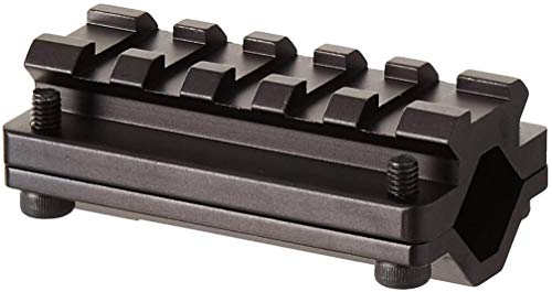 UTG Universal Single-rail Rifle Barrel Mount, 5 Slots