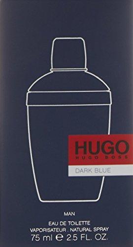 Hugo Boss Hugo boss hugo dark blue homme man eau de toilette vaporisateur spray 1er pack 1 x 75 ml