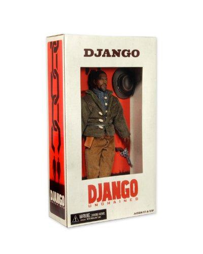 """NECA Django Unchained Django 8"""" Action Figure, Series 1"""