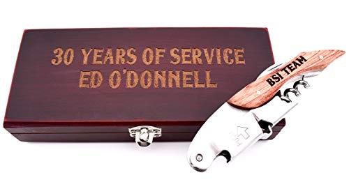 Personalized | Customized Premium Corkscrew & Multi-Tool