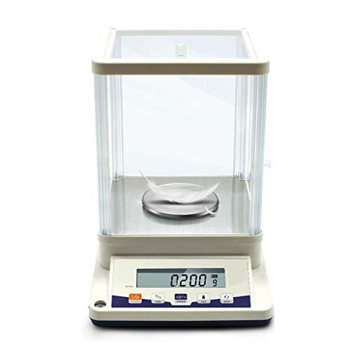 WZ 300g/ 0.001g Báscula de Precisión de Laboratorio Instrumento Farmacia Joyería Analítico Balanza Balanza Electronicas Contar Función Tara Preciso a 1mg (Capacity : 610g/0.01g)