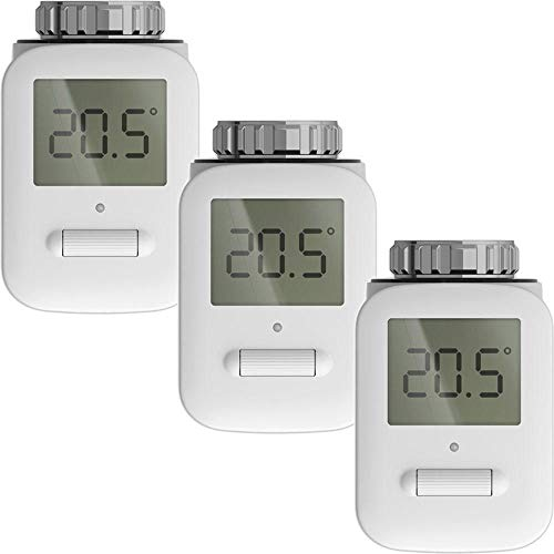 Telekom Smart Home Heizkörperthermostat 3er Pack