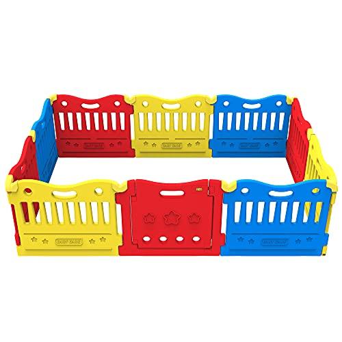 Baby Care Fun Zone Playpen