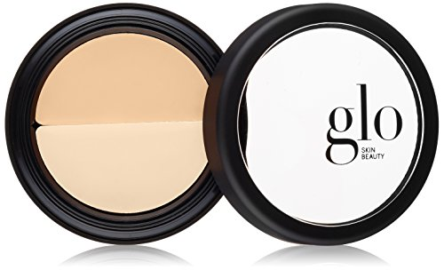 Glo Skin Beauty Under Eye Concealer Duo in Golden - Correct and Conceal Dark Circles, Wrinkles, and Redness - 4 Shades