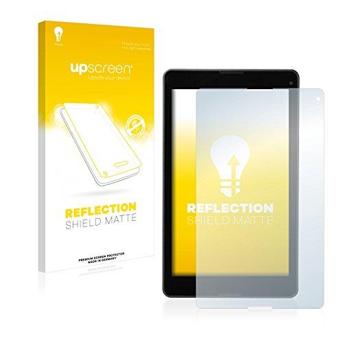 upscreen Entspiegelungs-Schutzfolie kompatibel mit Medion Lifetab P8513 (MD 60175) – Anti-Reflex Bildschirmschutz-Folie Matt