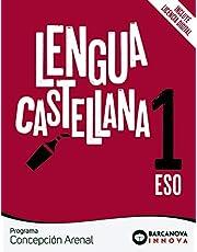 Concepción Arenal 1 ESO. Lengua castellana: Novetat (Innova)