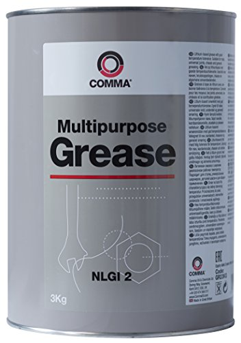 Comma GR23KG Mehrzweck-Lithiumfett 3kg