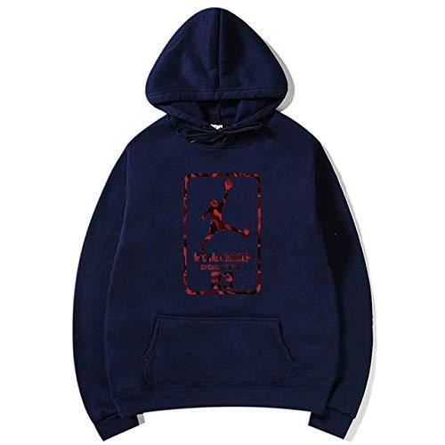 YDMZMS Brand Fashion 23 Mannen Sportswear Print Heren Hoodies Pullover Heren Trainingspak Sweatshirts Kleding XXXL Navy Blue 79
