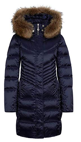 Sportalm Damen Winter Mantel 948821511 Zeta, Farben:29 blau, Grössen:42