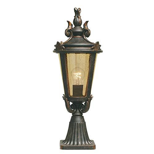 Baltimore Pedestal Lantern Size: Medium
