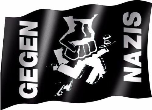 Fahne - Anti Nazi