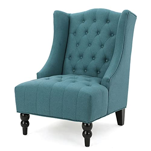 TITLE_Christopher knight High back club chair
