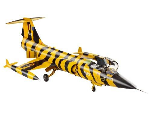 Revell Modellbausatz 04668 F-104 G Starfighter - Maqueta de avin de caza (escala 1:48) [importado de Alemania]