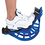 ProStretch Plus'Blue' - Adjustable Calf Stretcher & Foot Rocker for Plantar Fasciitis, Achilles Tendonitis, Flexibility (Slip Resistant Bottom)