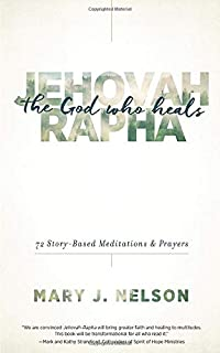 jehovah rapha prayer for healing